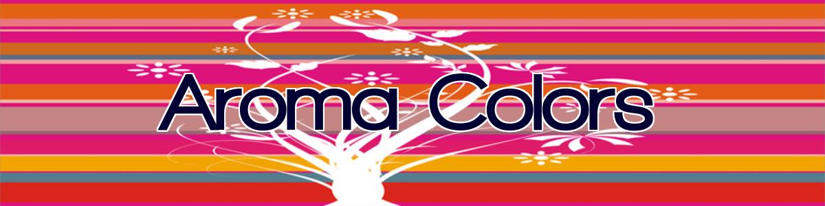 アロマカラーズ logo